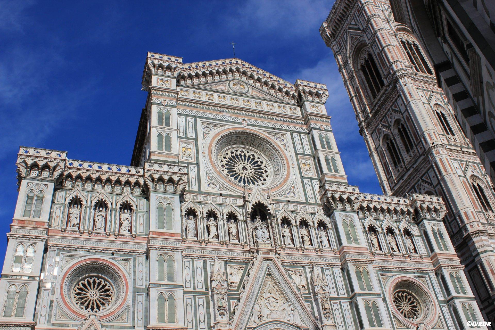 La Cathédrale Santa Maria de Florence