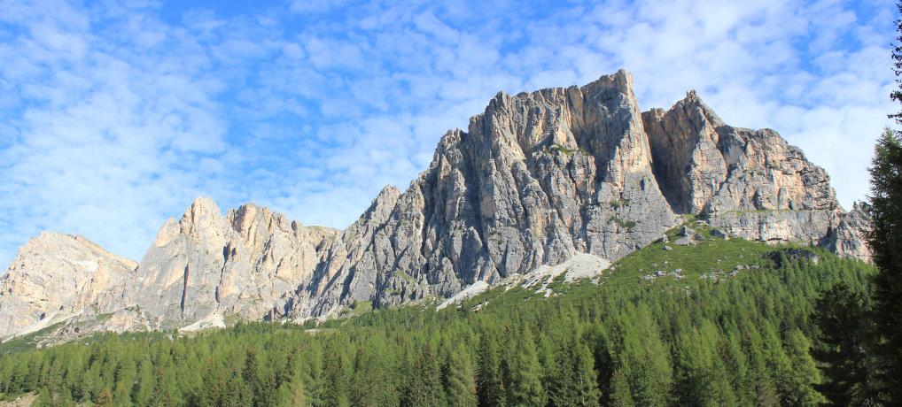Les Dolomites d'Ampezzo