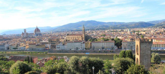 Florence VS Firenze