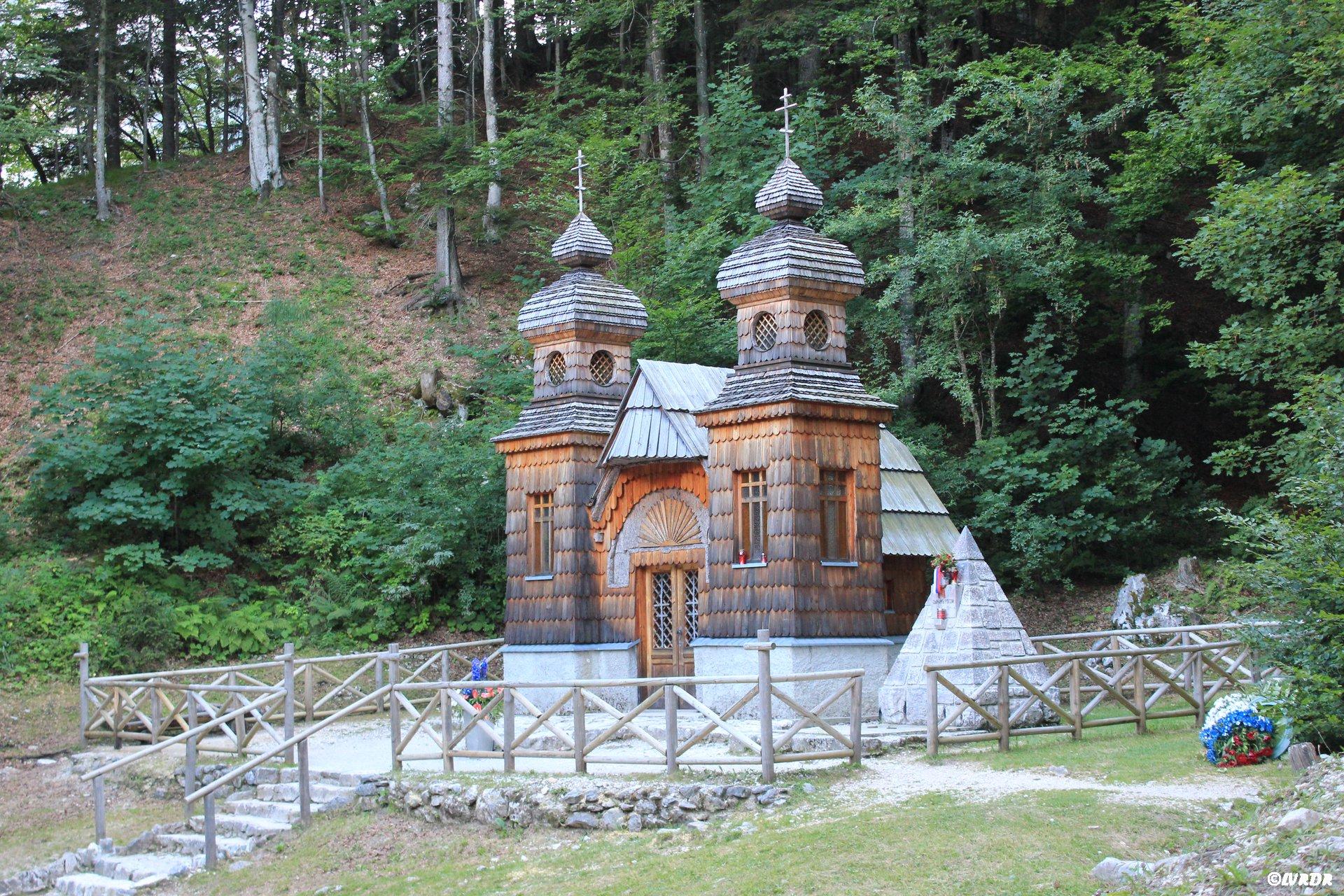 Chapelle Saint-Vladimir