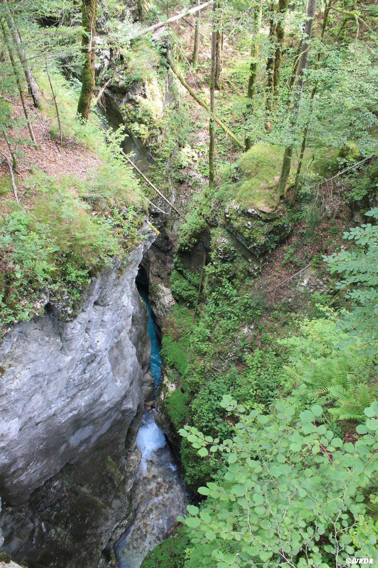 Les gorges de Kamnik