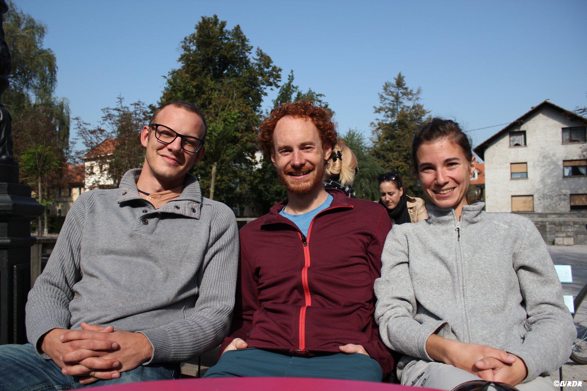 Romain, Romain et Chloé
