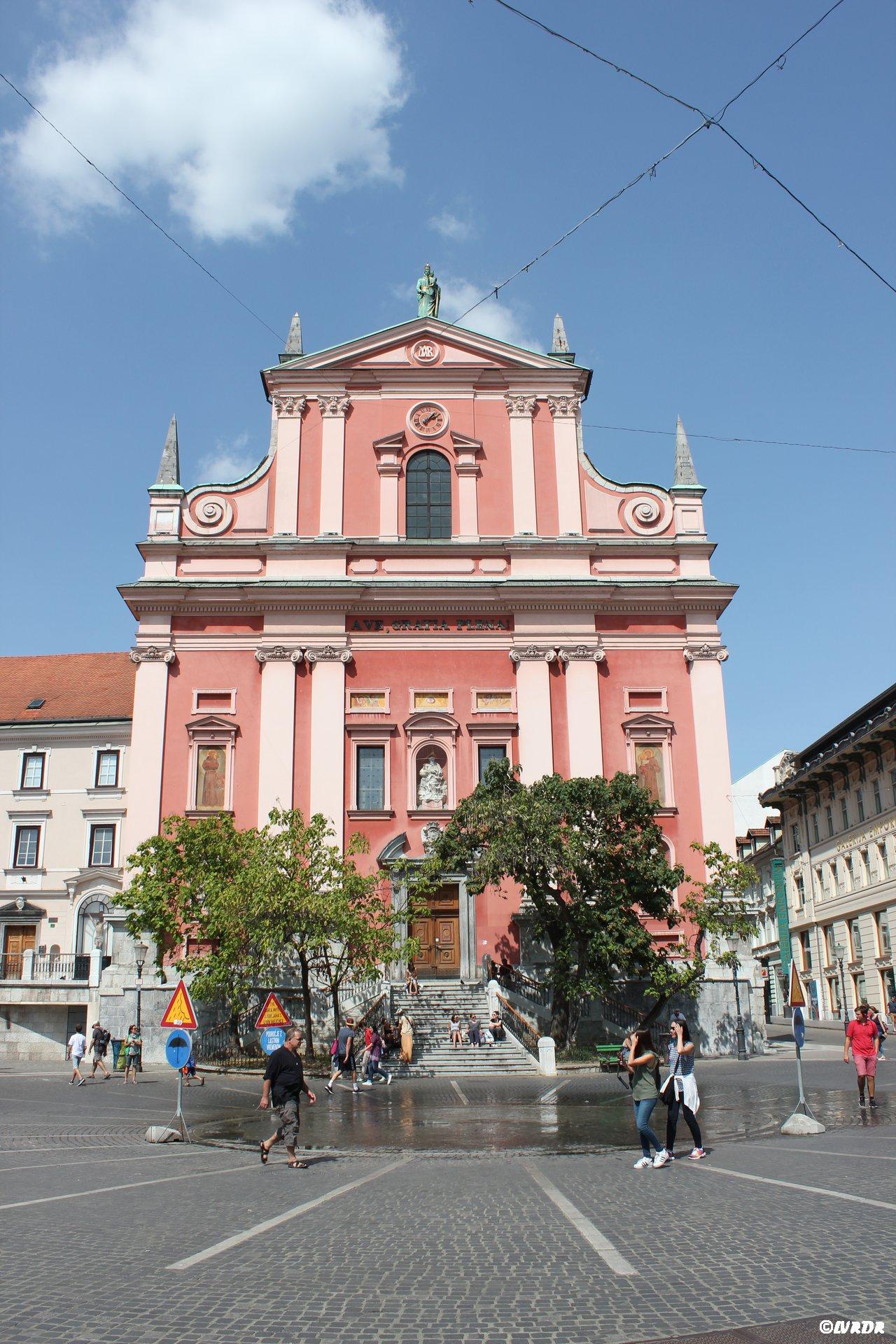 Église de l'Ordre franciscain