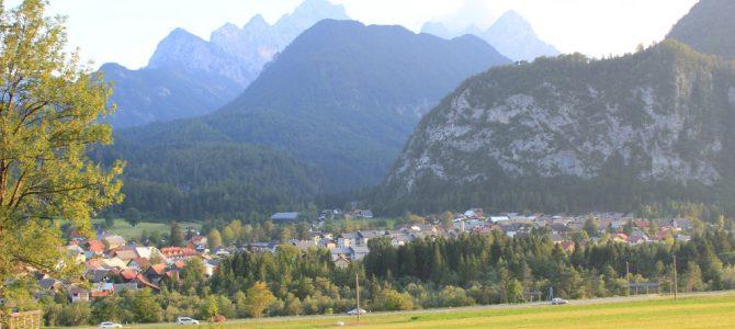 Mojstrana et la vallée de Vrata